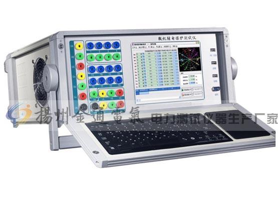 JT5006B六相微机继电保护测试仪