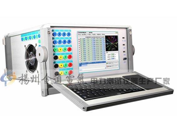 JT5006C六相微机继电保护测试仪