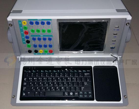 JT5004A三相继电保护测试仪