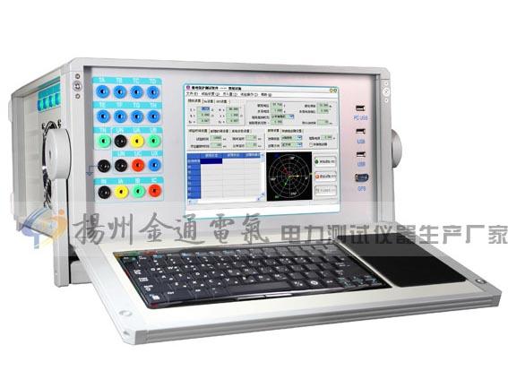 微机继电保护测试仪说明书