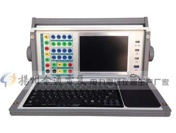 六相继电保护测试仪——6相电流差动保护视频