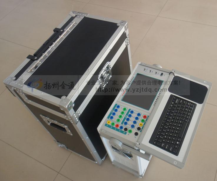 微机继电保护测试仪的基本特征