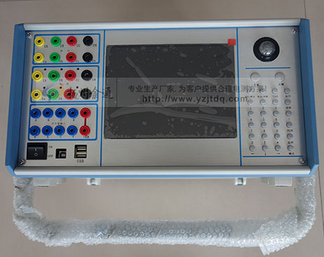 JT5005六相微机继电保护测试仪