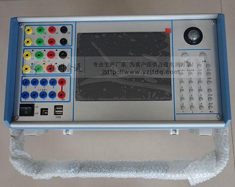六相微机继电保护测试仪的阻抗定值校验介绍